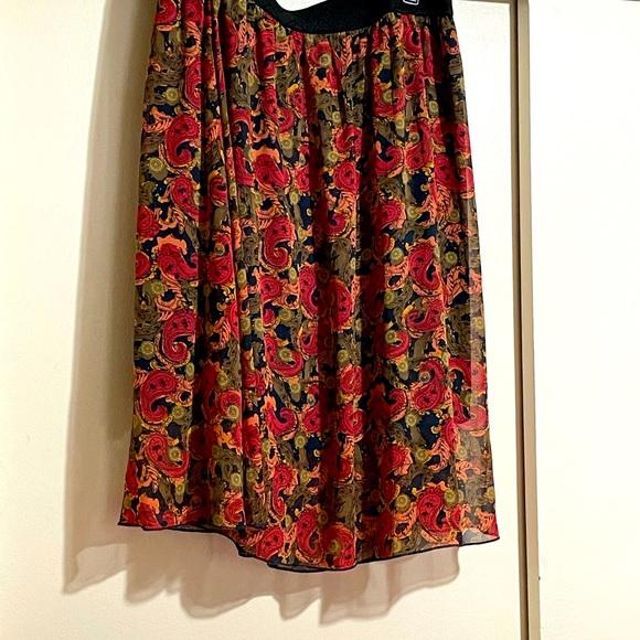 LLR skirt